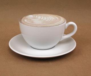 kaffee tassen mit untertassen mit ihrem logo oder bilder. Black Bedroom Furniture Sets. Home Design Ideas