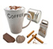 tee chocolat coffee set
