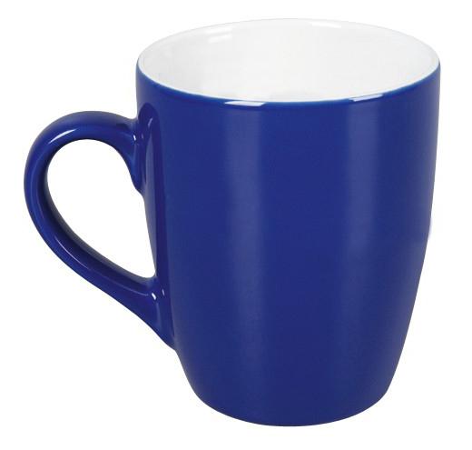 blau dunkelblaue keramik becher tassen mugs f r firmen handel gewerbe. Black Bedroom Furniture Sets. Home Design Ideas